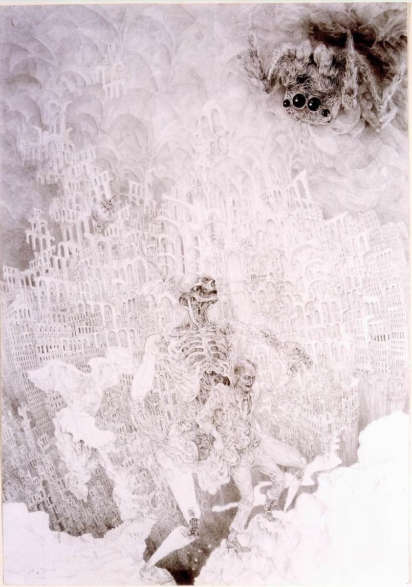 Drawinging - Der letzte Mensch, 2002