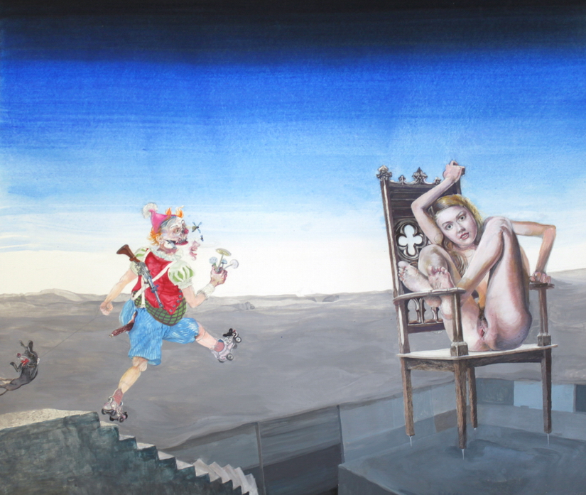 Painting - xxx