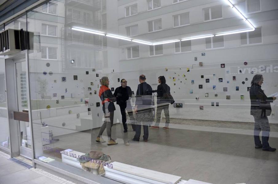 Galerie Nicole Gnesa, München - 'Les Miniatures'